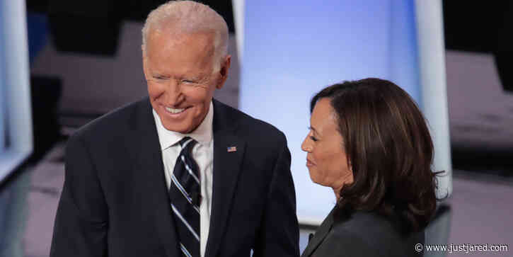 Joe Biden Announces Kamala Harris As His Vice President