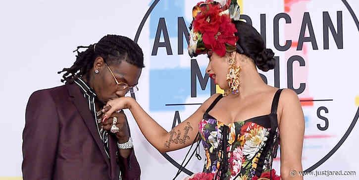 Cardi B Dishes On Her Relationship With Husband Offset: 'It's Always Us Against The World'
