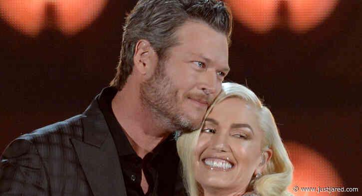 Gwen Stefani Reacts to Blake Shelton Being Called Her 'Husband' By Dua Lipa