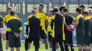 Borussia Dortmund: Mats Hummels (BVB) über Saisonziele, Konstanz und Potenzial - wa.de