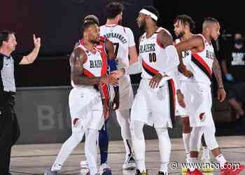Dame Gets 51, Carmelo Moves Into 15th And The Blazers Keep Their Playoff Hopes Alive Versus 76ers