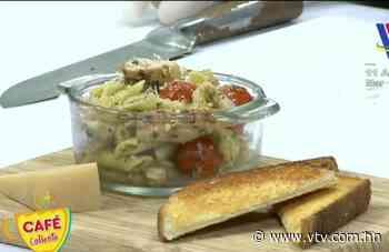 El plato familiar: Ensalada fría - vtv.com.hn