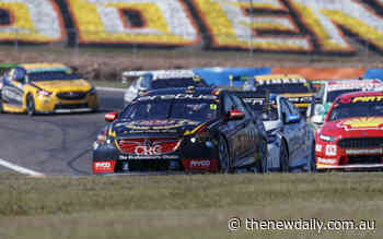 Second Darwin Supercars round locked in for August 22-23 - The New Daily
