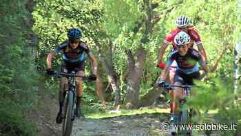 Monselice in Rosa MTB: Casagrande, Stropparo e Colpo, provano il percorso - SoloBike.it