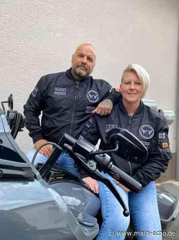 Ehepaar aus Freigericht will auf dem Motorrad den Kampf gegen Mobbing unter Schülern antreten - Main-Echo