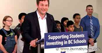 Updated: School start delayed for B.C. students: Minister of Education - Burnaby Now
