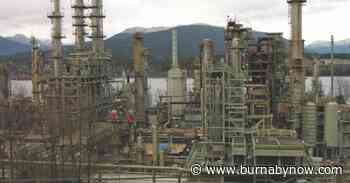 Letter: I fear Burnaby refinery's plan will add pollution - Burnaby Now