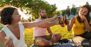 Drinking in parks not on radar for Burnaby council - Burnaby Now