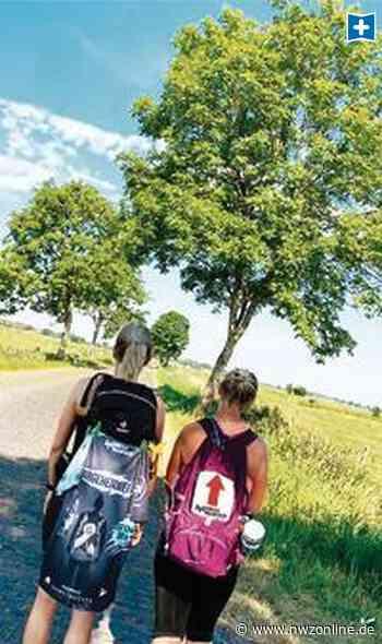 Lauftreff Gehzeiten in Jever: Marschieren statt laufen - Nordwest-Zeitung