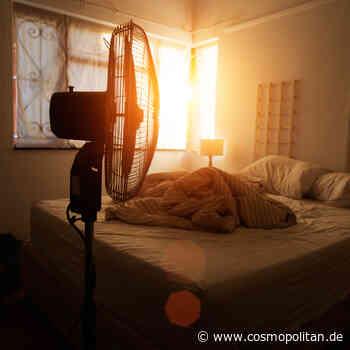 Gesundheitsrisiko: Du musst den Ventilator nachts unbedingt ausmachen! - Cosmopolitan