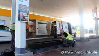 Deshalb pausiert die Shell-Tankstelle in Templin - Nordkurier