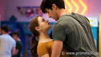 """Diese """"Kissing Booth""""-Szene wurde in Greenbox gedreht - Promiflash.de"""
