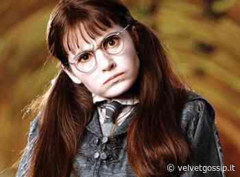 Harry Potter Mirtilla Malcontenta oggi: a 54 anni è invecchiata e.. FOTO - Velvet Gossip