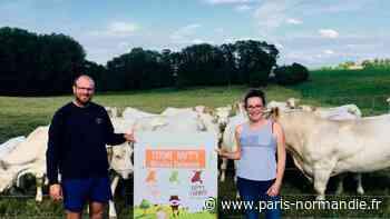 À Gommerville, près du Havre, le bonheur est dans la Ferme de la Motte - Paris-Normandie