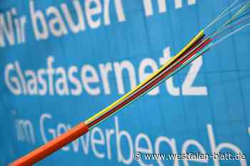 Hövelhof: Jetzt will auch die Telekom Glasfaser verlegen
