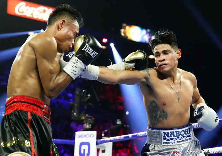 Emanuel Navarrete, Jessie Magdaleno likely to meet in October for vacant WBO featherweight title
