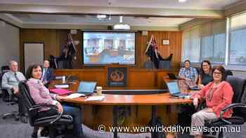 Council meetings return to chambers, with new limits - Warwick Daily News