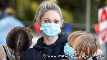'I hope it's the flu': Mum's COVID fears for kids - Warwick Daily News