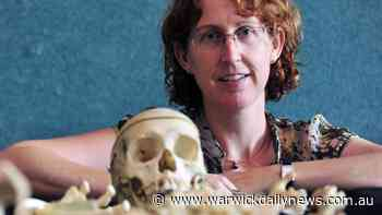 Professor reveals key to identifying mysterious bones - Warwick Daily News