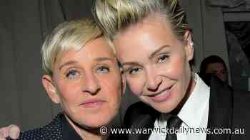 Portia addresses claims Ellen's 'quitting' - Warwick Daily News