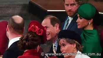 Harry and Meghan's brutal royal goodbye - Warwick Daily News