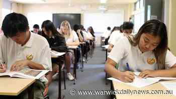 Teachers 'absent and not prepared' for exam changes - Warwick Daily News