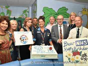 Warwick and Leamington MP Matt Western urges residents to nominate NHS heroes for annual parliamentary awards - Kenilworth Weekly News