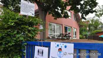 Kindergarten Rauchstraße in Bad Arolsen noch wegen Corona geschlossen - wlz-online.de
