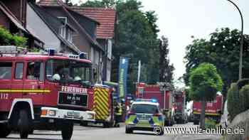 Feuerwehren rücken wegen Gasgeruchs nach Landau aus - wlz-online.de
