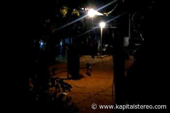 Policía encontró rumberos en el barrio Chorreras de Arauca, bailando y tomando - Kapital Stereo