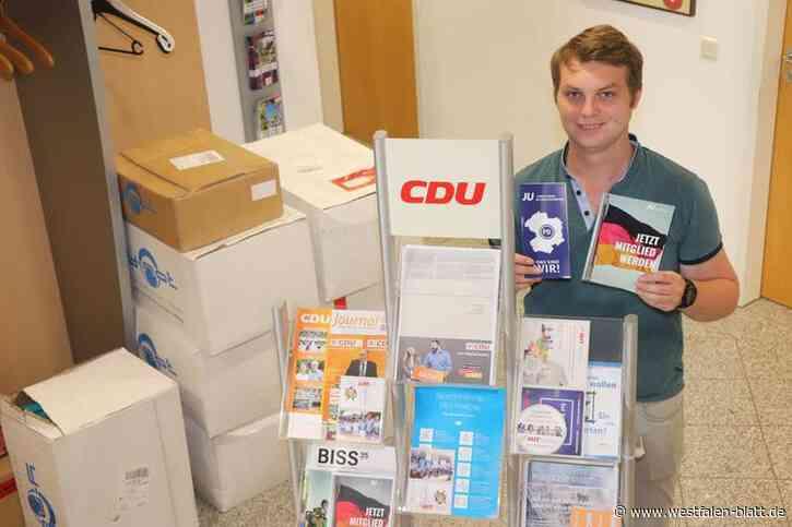 Paderborn: Der Chef-Anwerber