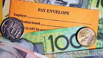 Wages barely grow as consumer mood sours - Bunbury Mail