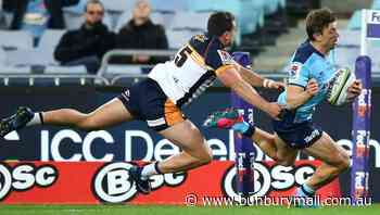 In-form Ramm secures future at Waratahs - Bunbury Mail