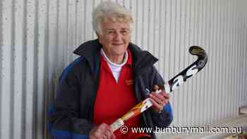 Gail Pringle is 80 and still a force on the field - Bunbury Mail