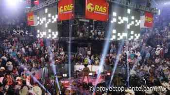 Ras Entretenimiento reembolsará 70% de los boletos para el Palenque de la Expogan 2020 - Proyecto Puente