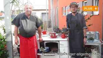 Sommerküche im TSV-Re(h)staurant: Falafel mit besonderer Note - Augsburger Allgemeine