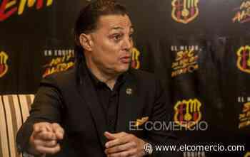 Los dirigentes ecuatoriano piden que el fútbol se disfrute en casa