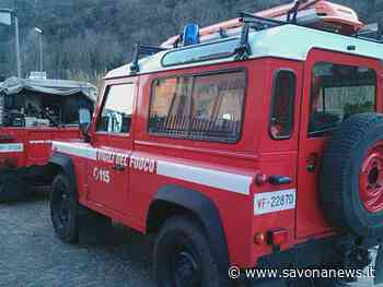 Incendio in un garage in frazione Verzi a Finale Ligure - SavonaNews.it