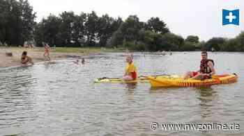 Heißestes Wochenende Des Jahres: Großer Ansturm auf Badeseen in Ganderkesee - Nordwest-Zeitung