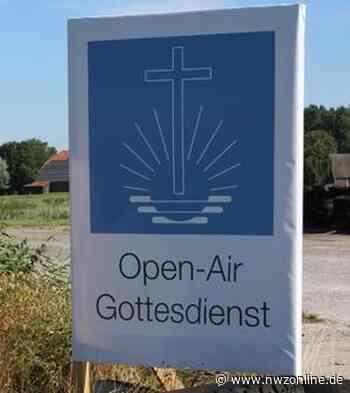 Kirche In Wichtens/Jever: Sonntags-Gottesdienste im Garten - Nordwest-Zeitung