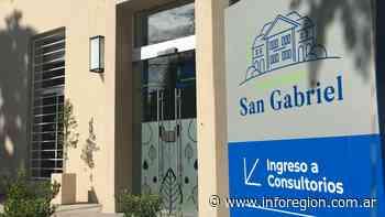 Brown: Hay 37 casos de Covid-19 en el Sanatorio San Gabriel - InfoRegión