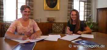 Owen verlängert die Partnerschaft mit der Netze BW - Lenninger Tal - Teckbote - Teckbote Online