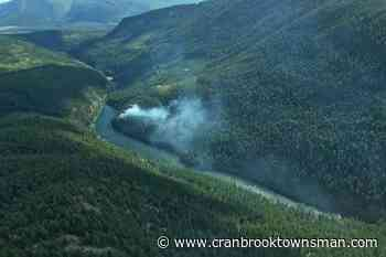 Kiakho Lake wildfire being held, Stirton Rd wildfire under control - Cranbrook Townsman