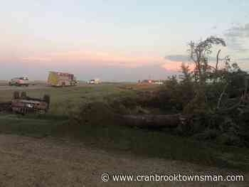 Small Manitoba town mourning after well-liked teens killed by tornado - Cranbrook Townsman