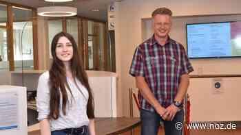 Zwei neue Mitarbeiter im Rathaus: Ganderkesee hat jetzt zentralen Ansprechpartner für Soziale Hilfen - noz.de - Neue Osnabrücker Zeitung