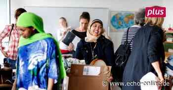 Dieburg und die achtzig Flüchtlinge - Echo Online