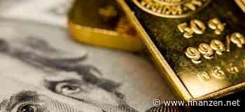 Goldpreis: Heftiger Einbruch unter 1.900 Dollar - finanzen.net