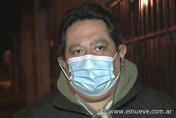 Villa Lynch: Enfermero que casi fallece por Covid 19 ya se recuperó y vuelve a trabajar - Noticias, TL9 Noticias (Clips) - telenueve
