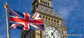 Corona-Lockdown führt zu drastischem Konjunktureinbruch in Großbritannien - finanzen.net