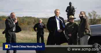 Trump teases nomination speech at Gettysburg battlefield - South China Morning Post